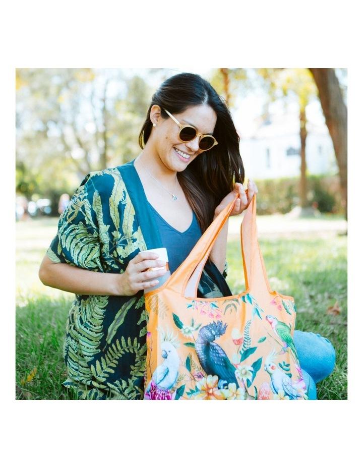 Foldable Shopper Bag Floral Paradiso image 2