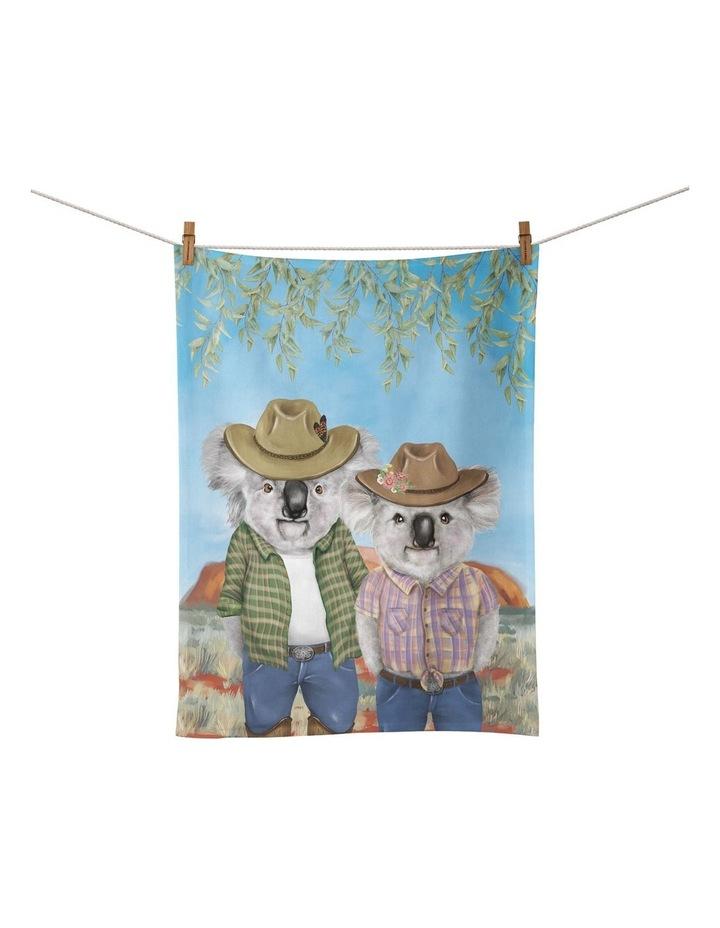 Tea Towel Sunny Outback image 1