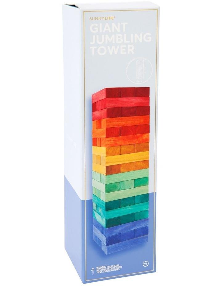 Giant Jumbling Tower image 3
