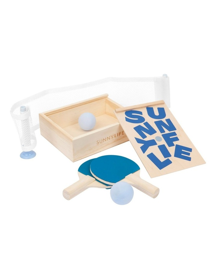 Travel Play On Table Tennis image 3