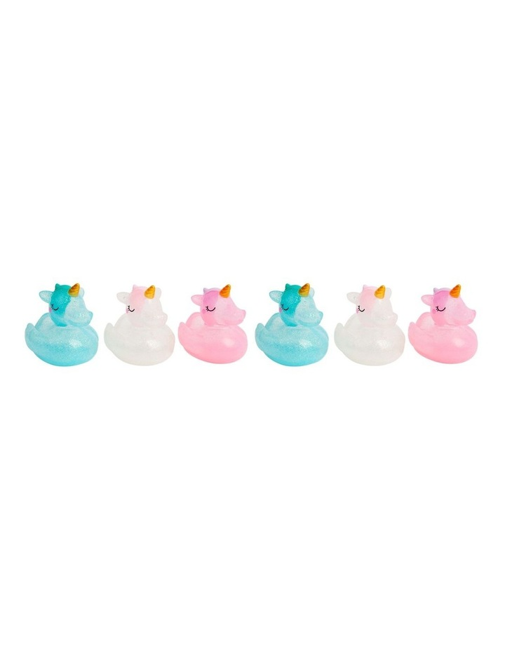 Unicorn Bath Squirters Set of 6 image 2