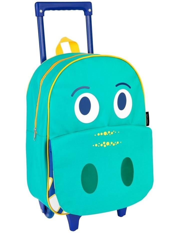 Dino Kids Rolling Luggage image 2