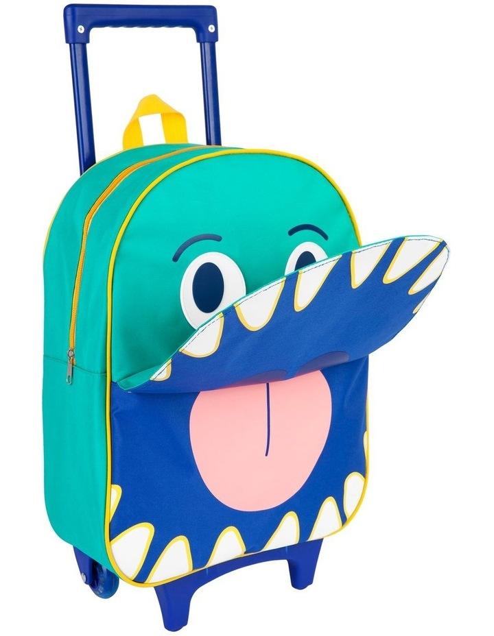 Dino Kids Rolling Luggage image 3