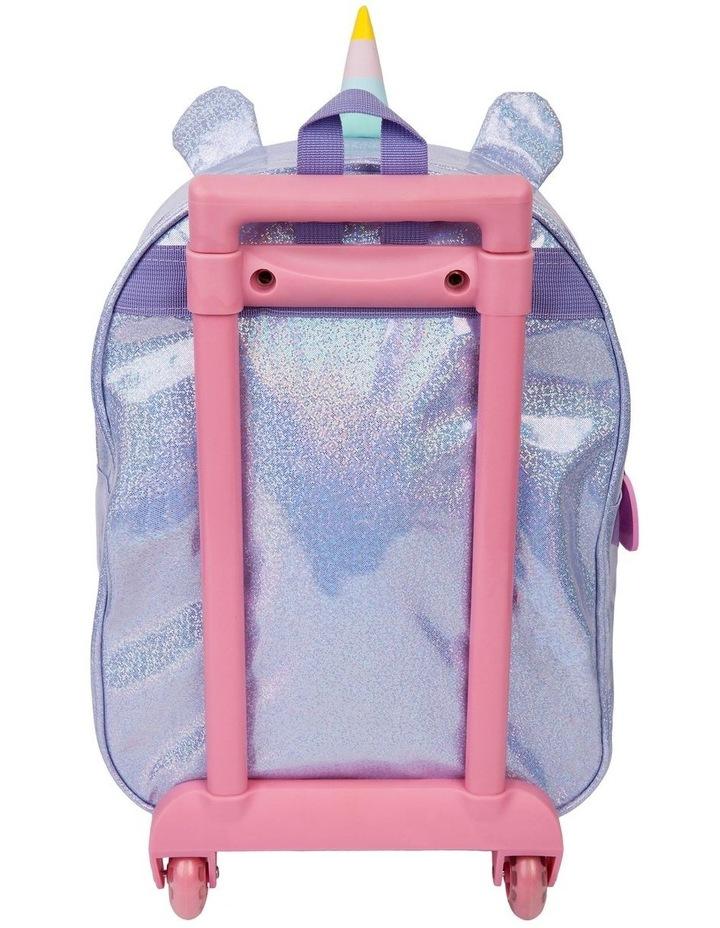 Unicorn Kids Rolling Luggage image 3