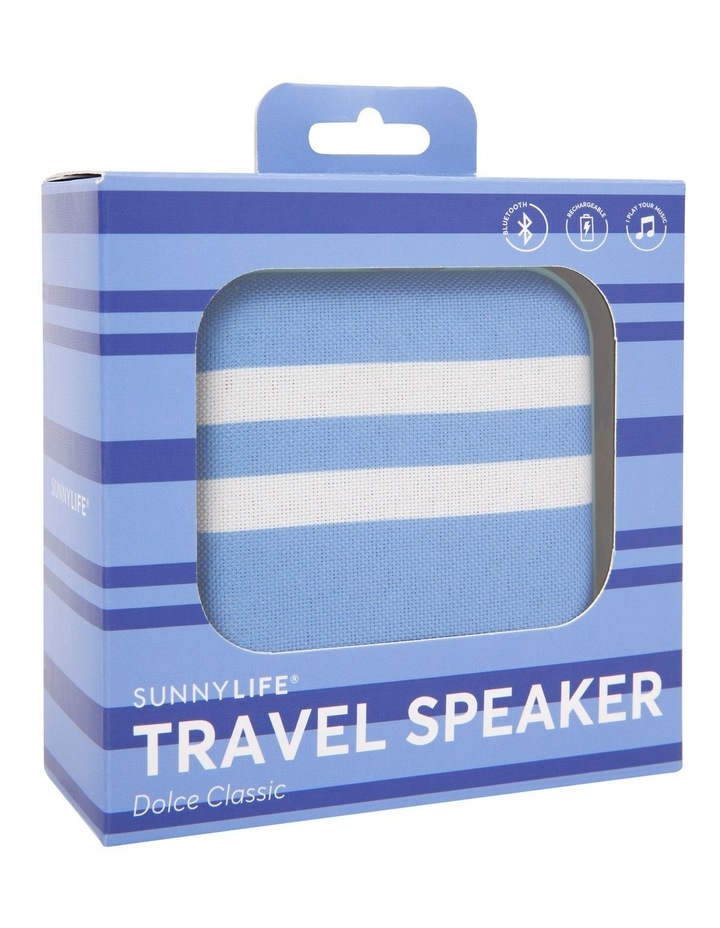 Travel Speaker Dolce Classic image 2