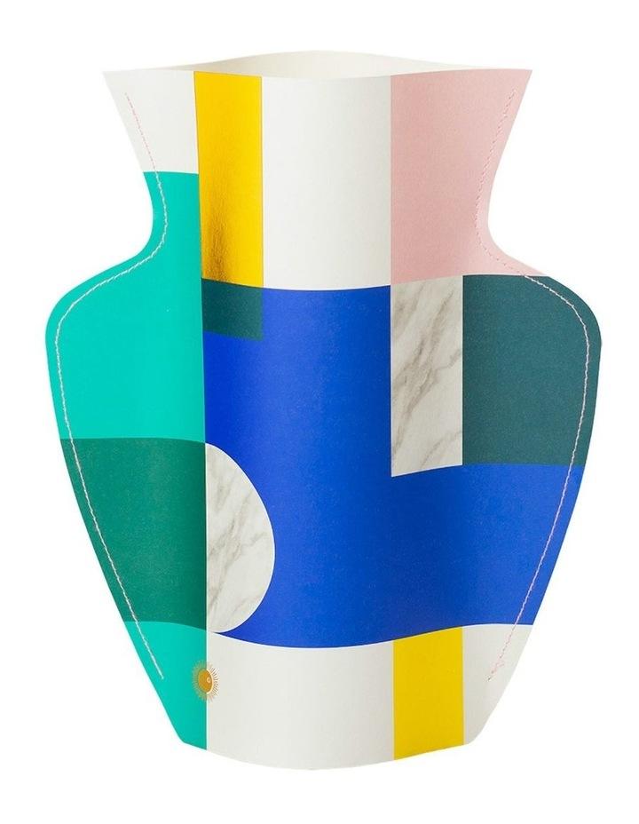 Paper Flower Vase - Large - Scala image 1