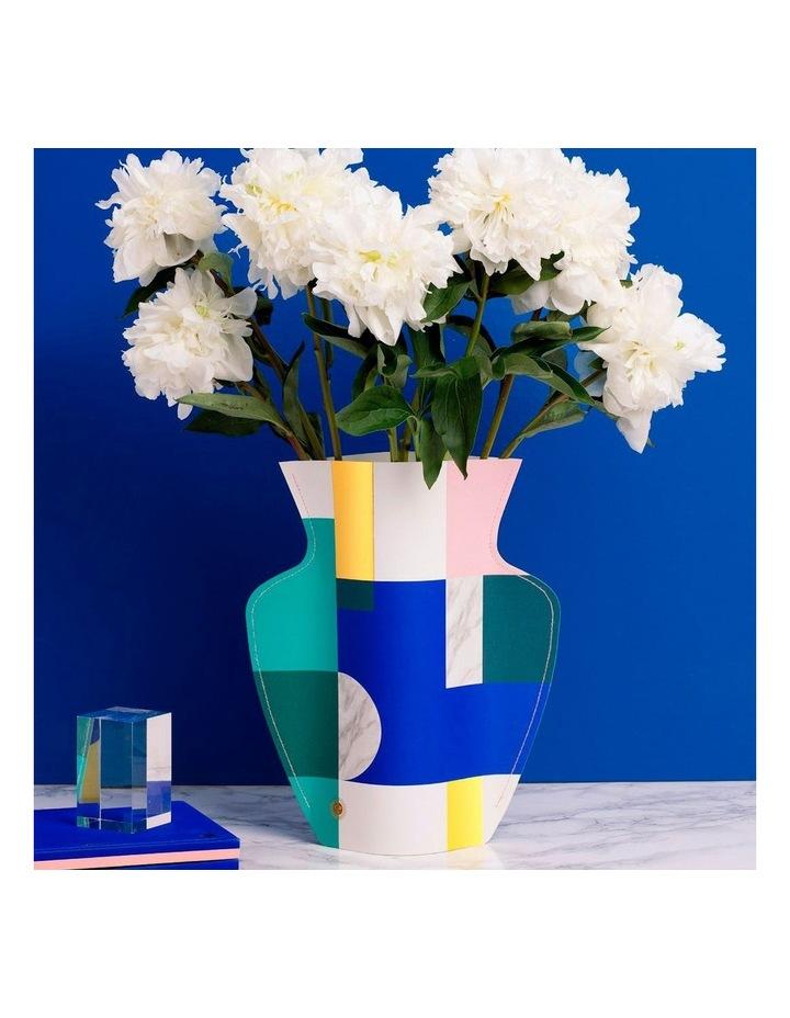 Paper Flower Vase - Large - Scala image 2