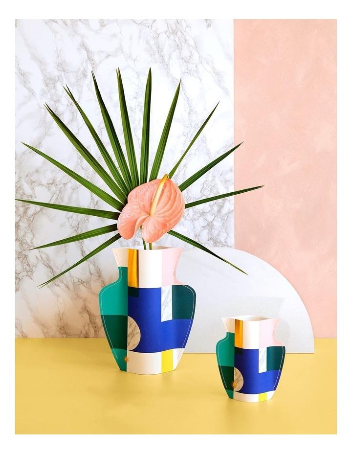 Paper Flower Vase - Large - Scala image 4