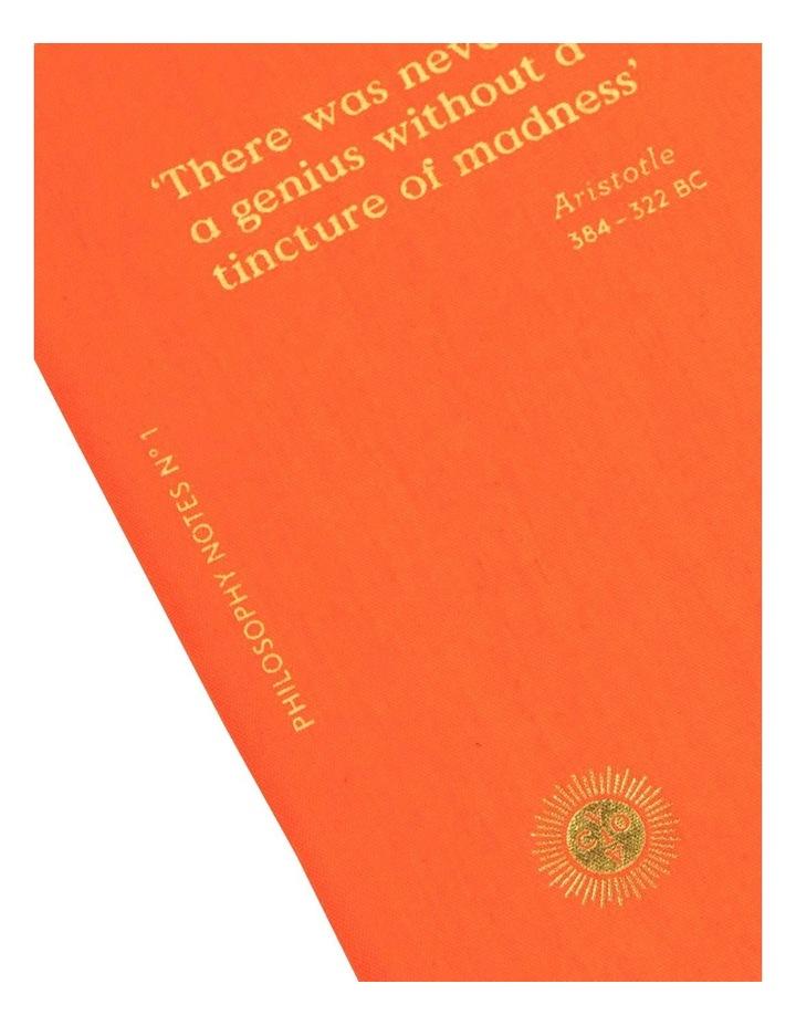 Passport Philosophy Notes - Set of 3 Notebooks - Assorted Designs image 3