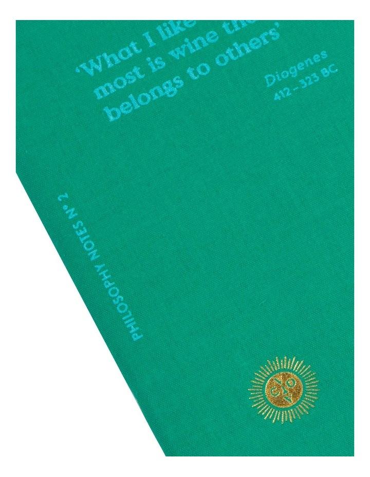 Passport Philosophy Notes - Set of 3 Notebooks - Assorted Designs image 4