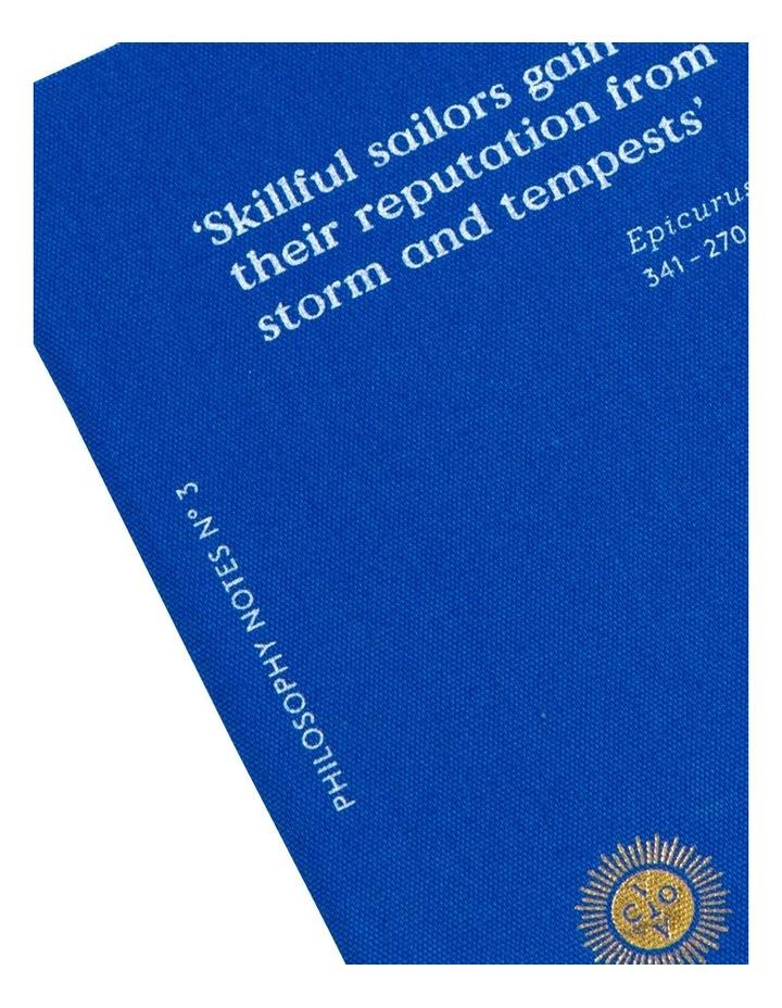 Passport Philosophy Notes - Set of 3 Notebooks - Assorted Designs image 5