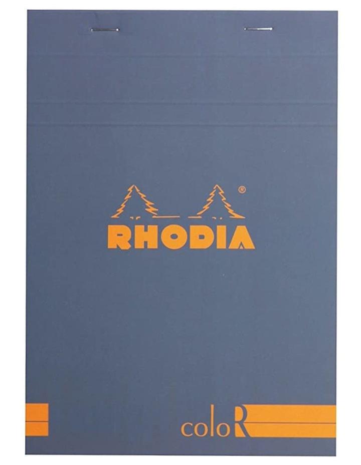 Premium 'R' Pad #16 - Colour Series - Ruled - A5 - Sapphire Blue image 1