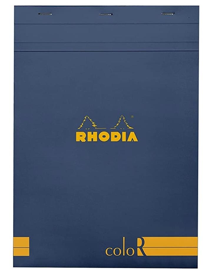 Premium 'R' Pad #18 - Colour Series - Ruled - A4 - Sapphire Blue image 1
