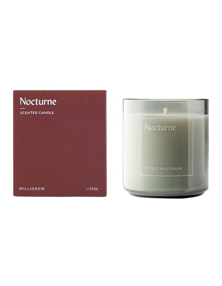 Nocturne Scented Candle 220g image 1