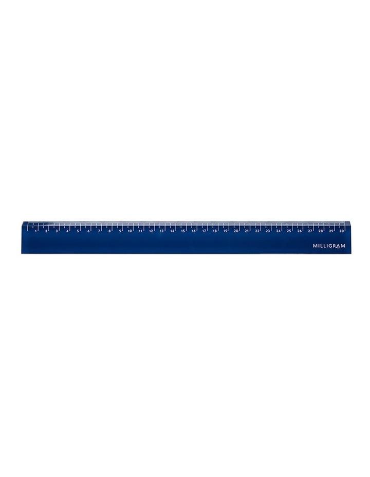 Spenceroni Acrylic Ruler - Blue image 1