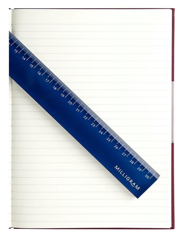 Spenceroni Acrylic Ruler - Blue image 2