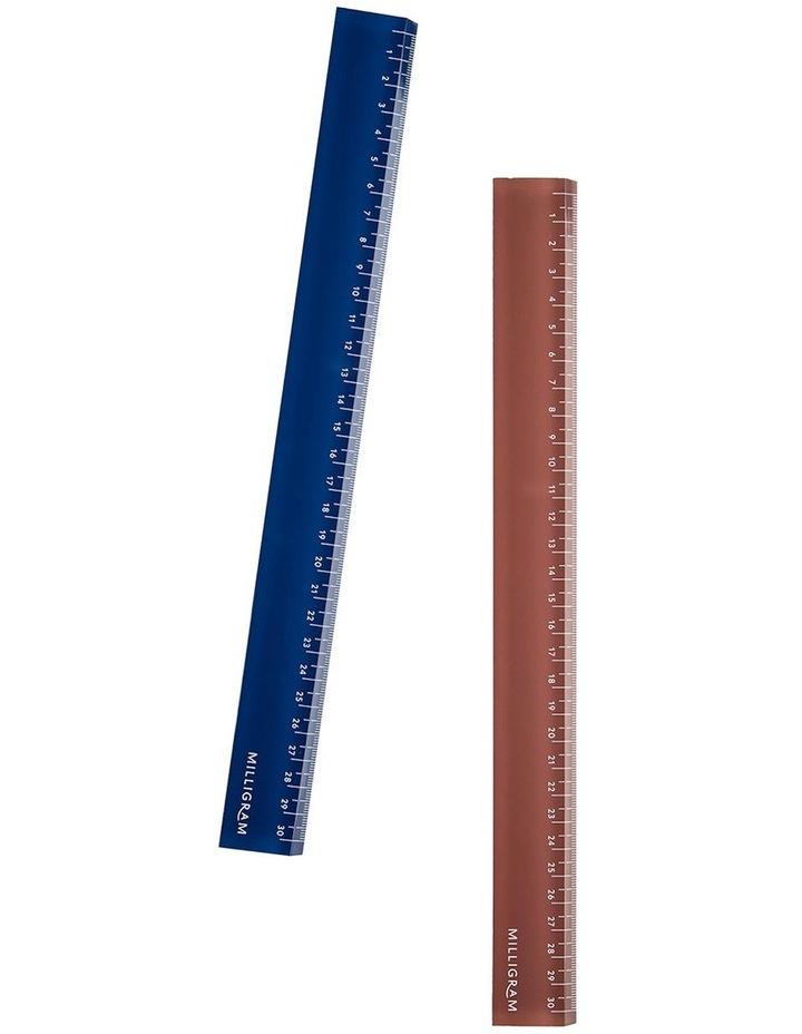 Spenceroni Acrylic Ruler - Blue image 3