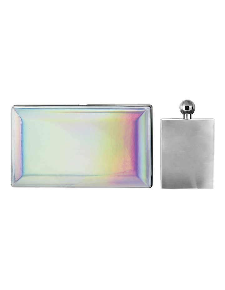 VIP Iridescent Incognito Clutch Flask by Blush image 3