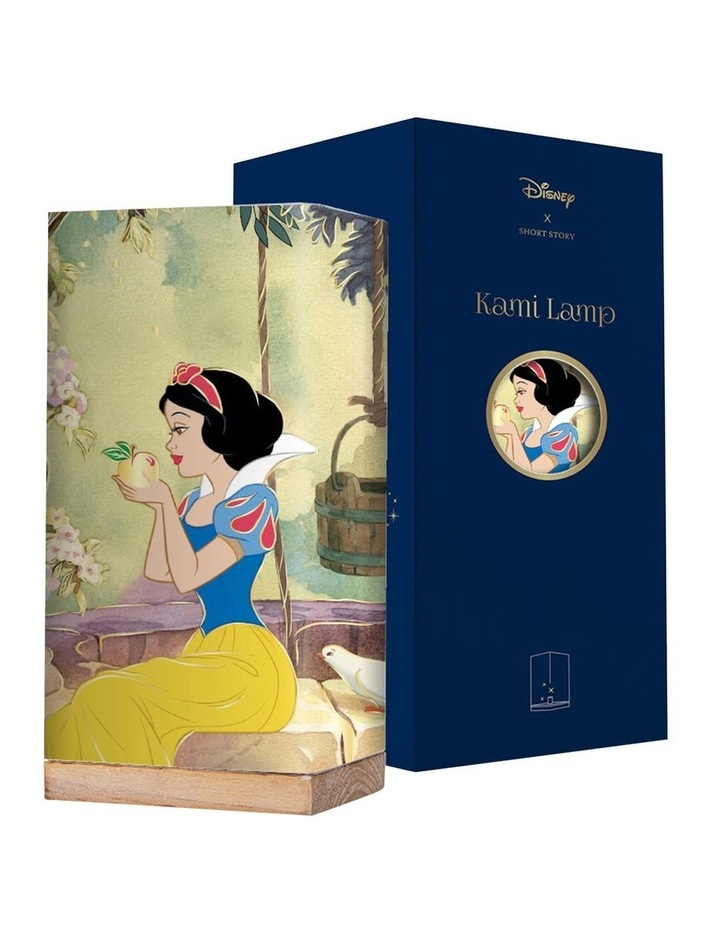 Disney Kami Lamp Snow White image 1