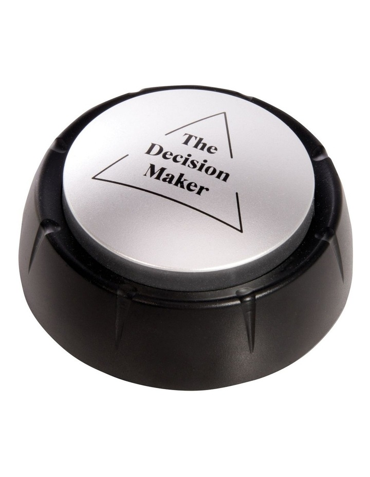 The Decision Maker Button image 3