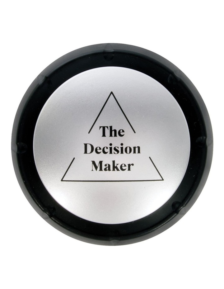 The Decision Maker Button image 4