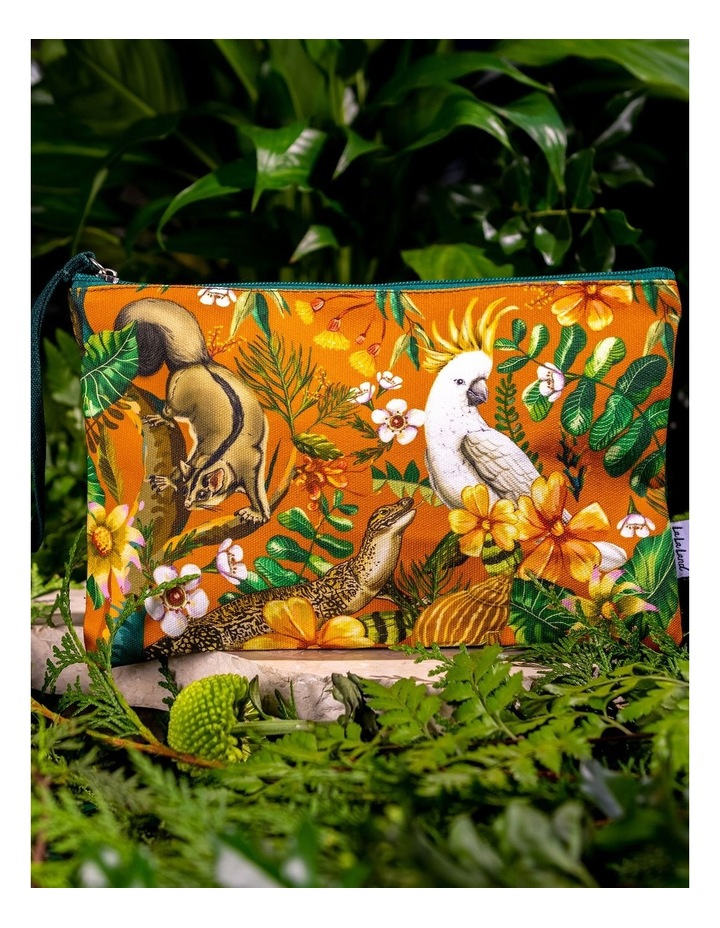 Clutch Purse Exotic Paradiso image 2