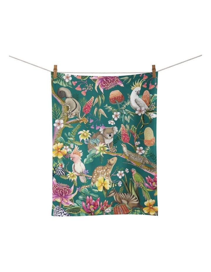 Tea Towel Exotic Paradiso image 1