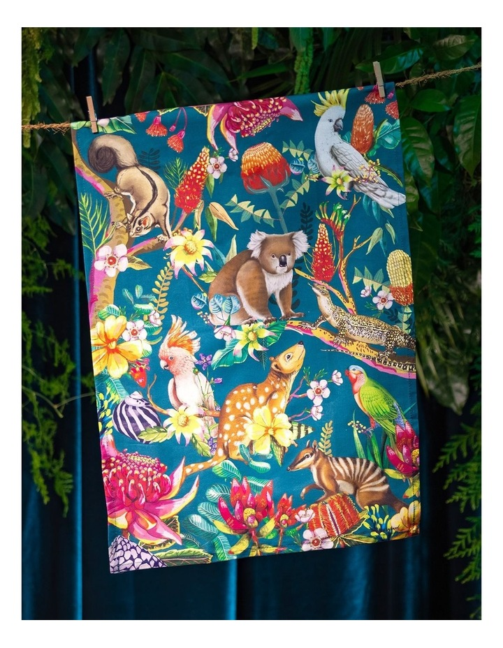 Tea Towel Exotic Paradiso image 2
