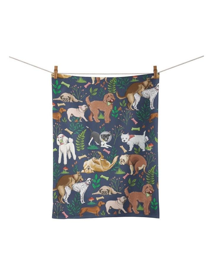 Tea Towel Pawesome image 1