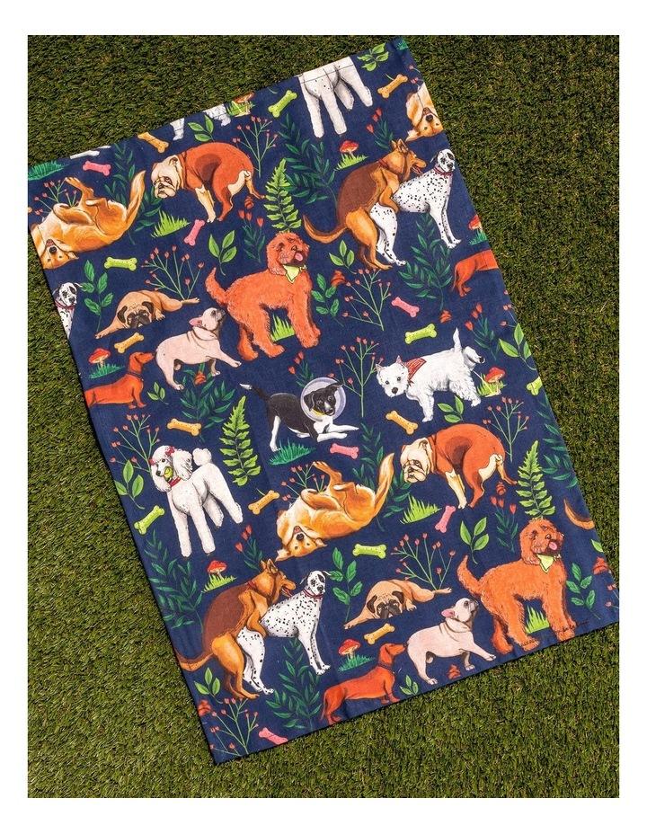 Tea Towel Pawesome image 2