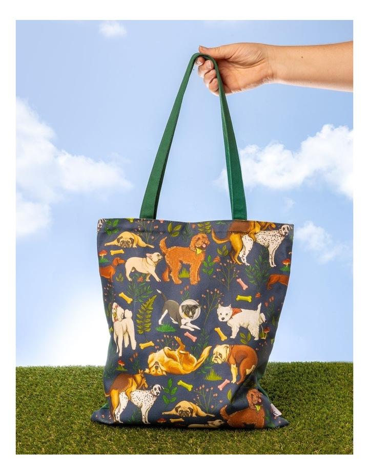 Tote Bag Pawesome image 2