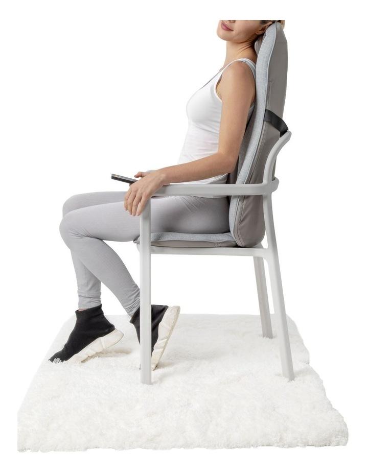 Smartsense Shiatsu Realtouch Chair Massager with Heat image 2