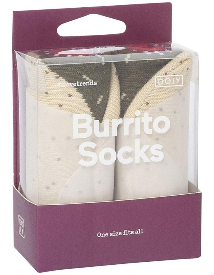 Socks Burrito image 1