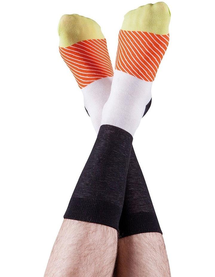 Socks Maki Salmon image 3