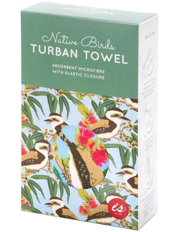 Aus Collection Turban Towel - Birds - Assortment image 2