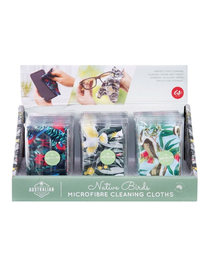Aus Collection Microfibre Cleaning Cloth-Birds - Assortment image 2