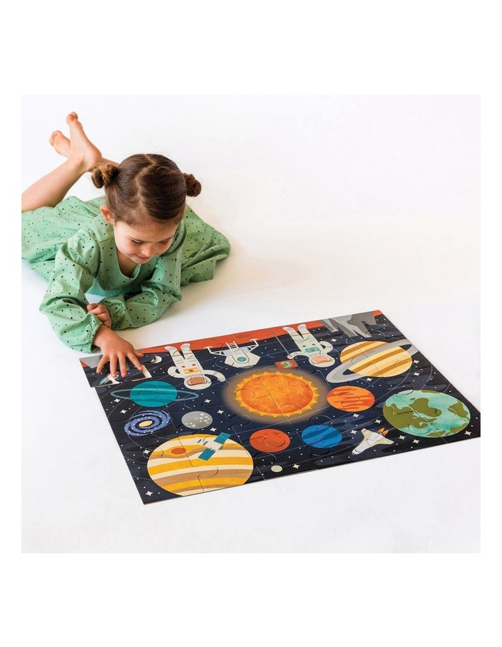 Outer Space Floor Puzzle image 2
