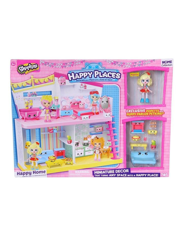 Happy Places Happy House Playset image 1