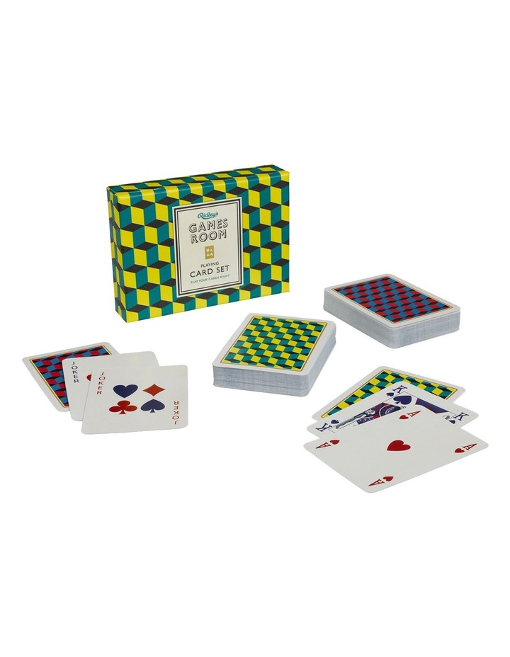 Games Room Playing Cards image 1