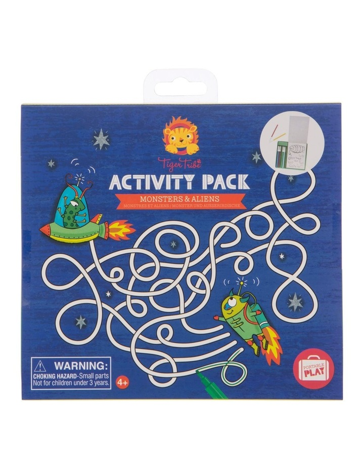 Activity Pack - Monsters & Aliens image 1