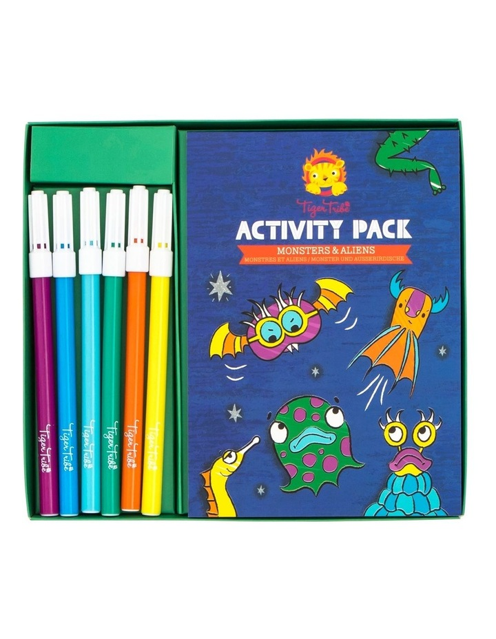 Activity Pack - Monsters & Aliens image 2