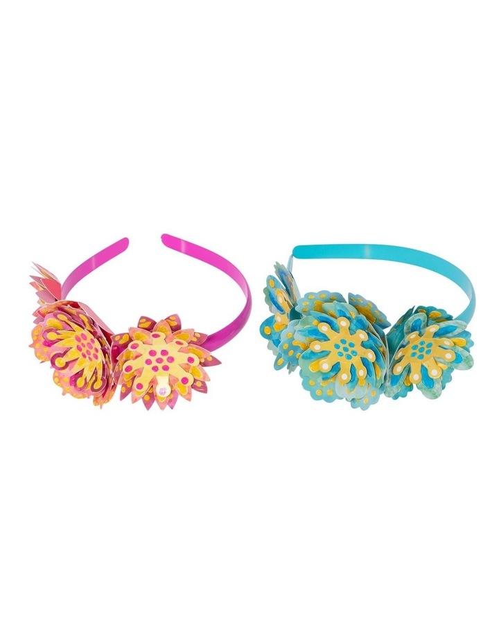 Headband Kit - Paper Flowers image 2