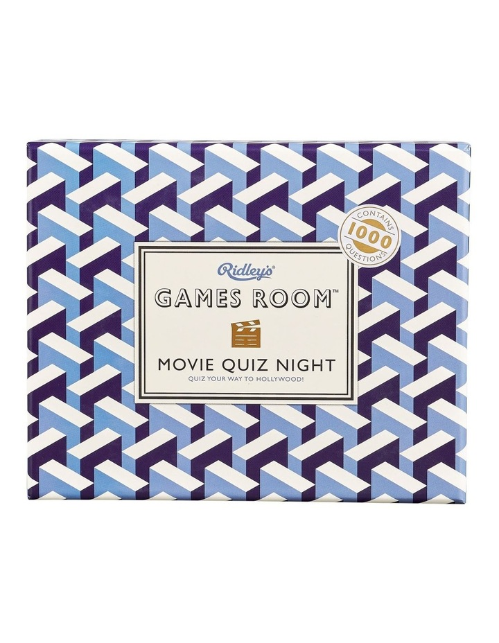 Movie Quiz Night Game image 1