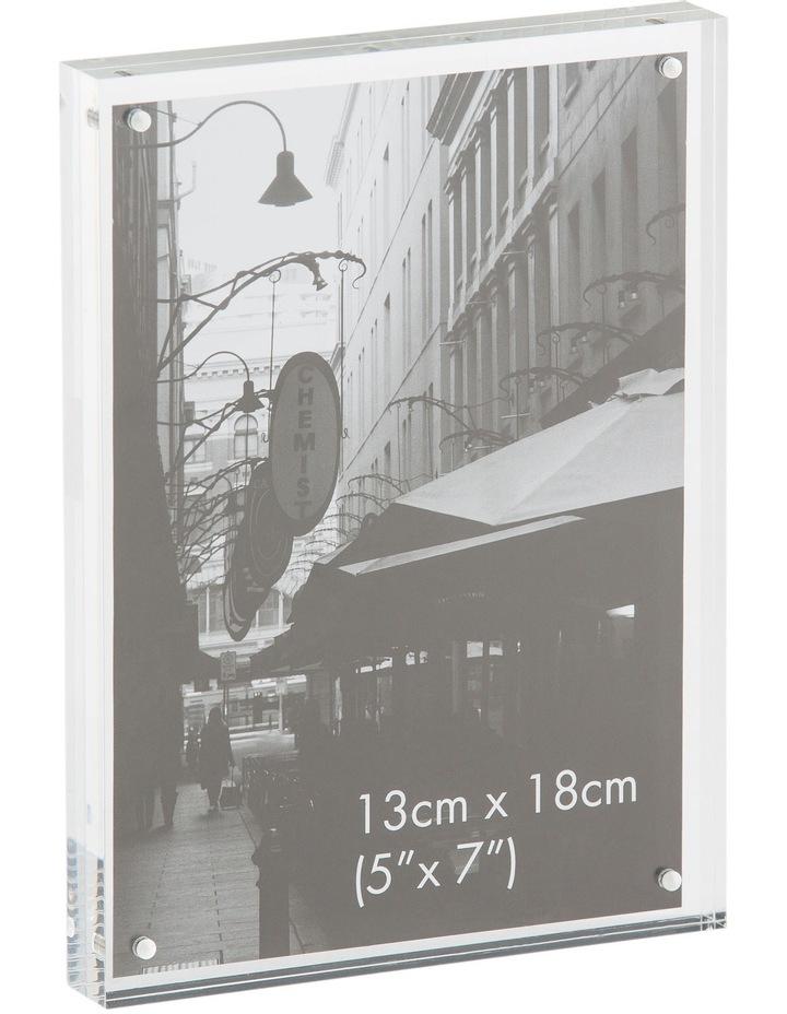 Acrylic Frame 13x18cm image 1