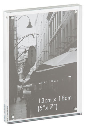 Vue - Acrylic Frame 13x18cm