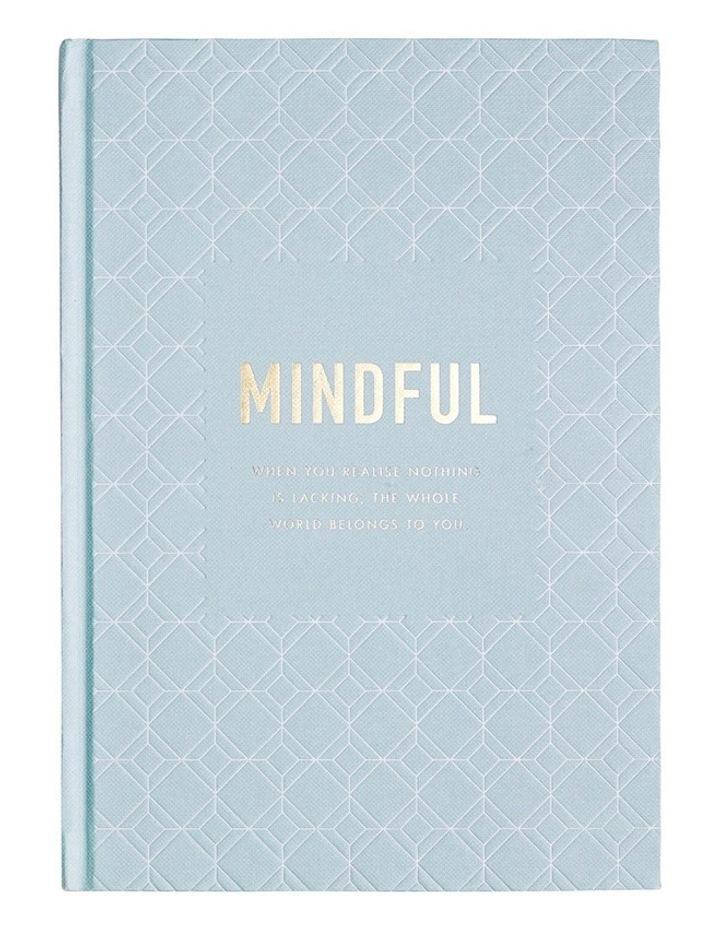 Inspiration Mindfulness Journal image 1