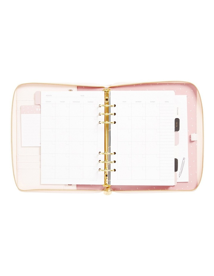Own Your Story Leather Personal Zip Planner Large Your Story image 3