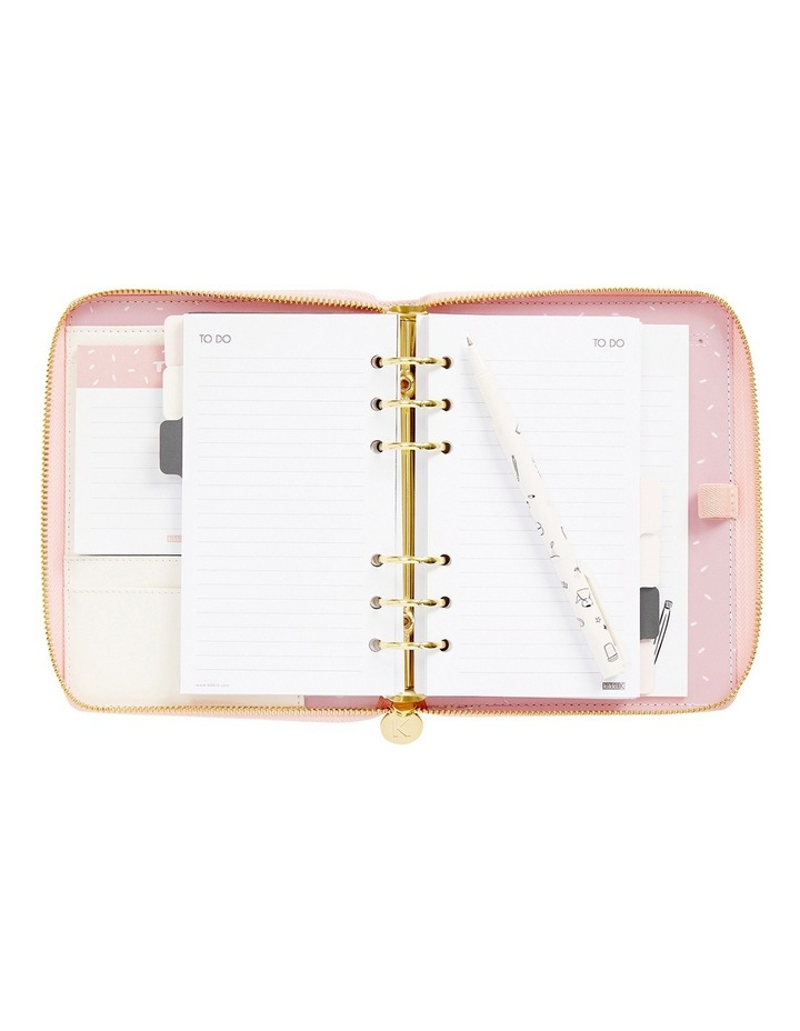 Own Your Story Leather Personal Zip Planner Medium Your Story image 4