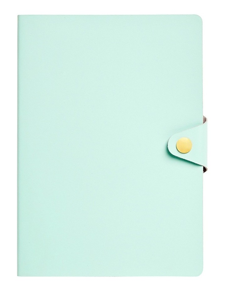 Energise Your Life A5 Flexi Bonded Leather Journal Energise image 1