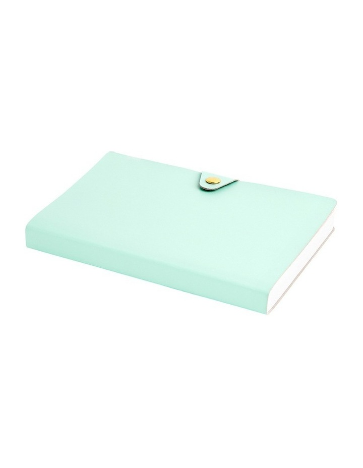 Energise Your Life A5 Flexi Bonded Leather Journal Energise image 3